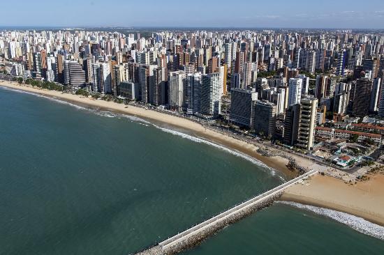 f834dc597d545 Fortaleza - Picture of Montaltur Locacao de Vans e Turismo ...