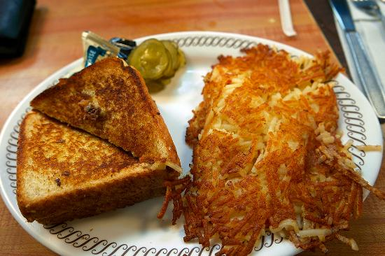 Best Hash Browns Picture Of Waffle House Charleston Tripadvisor