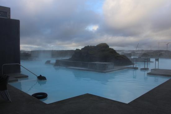 Private lagoon picture of silica hotel grindavik for Blue lagoon iceland accommodation