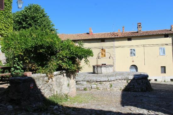 Hotel Ristorante Beyfin Castiglione D'orcia: Castiglione D'Orcia