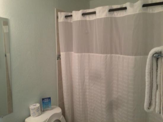 Creekside Inn Islamorada Shower Curtain No Liner