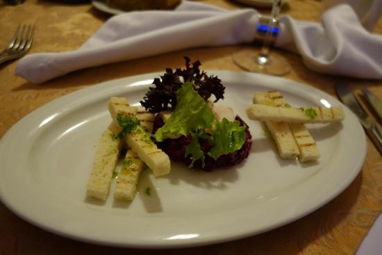 Titanik 2000: Салат из свёклы