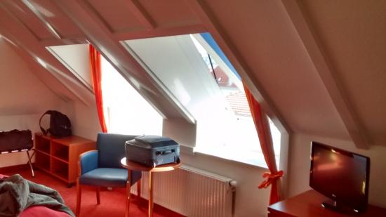 Novum Hotel Rega Stuttgart: Apartamento cobertura