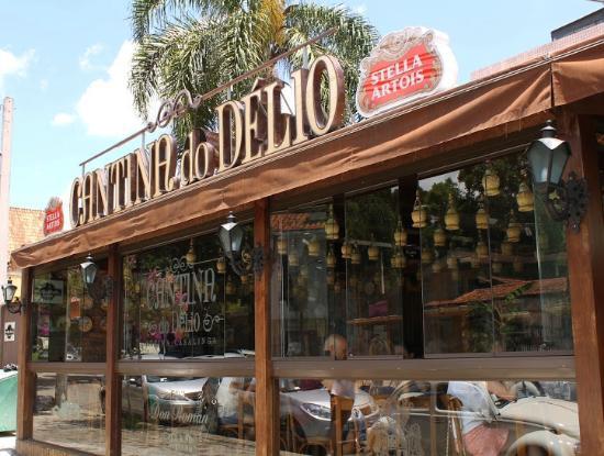 Cantina do Delio: Rua Itupava, Curitiba