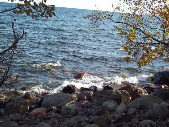 Silver Bay, Minnesota: Lakeshore