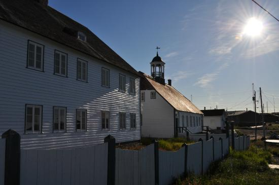 Happy Valley-Goose Bay, Canada: Moravian Mission in Hopedale