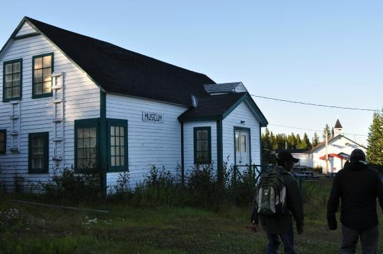 Happy Valley-Goose Bay, Canada: White Elephant Museum, Makkovik