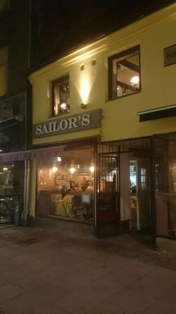 Sailor's Burger