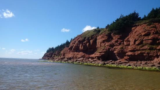 Souris, Canadá: Basin Head Provincial Park