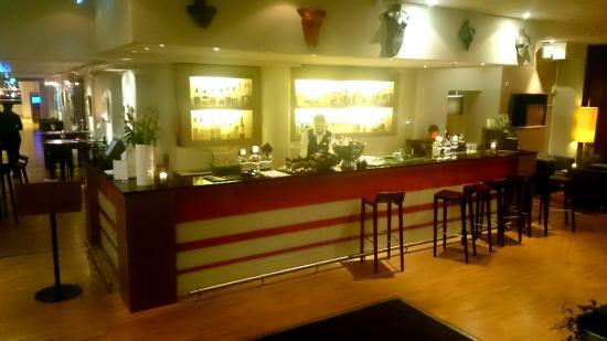 Restaurang Svea: The bar