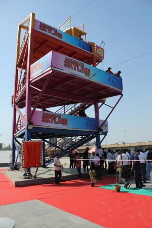 Sabarmati Skyline Tour