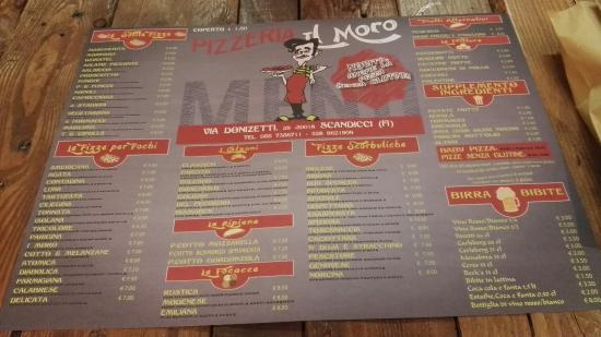 Pizzeria IL Moro