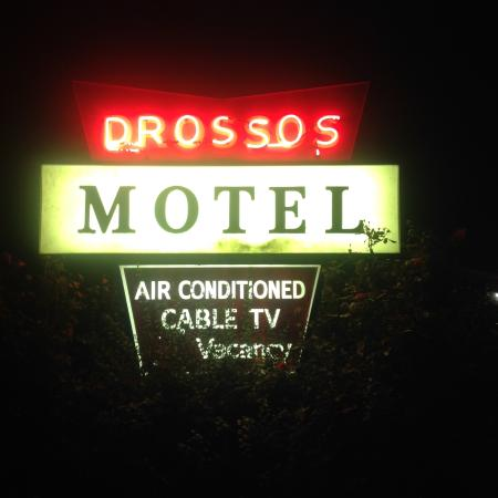 Drossos Motel: Great restful place.