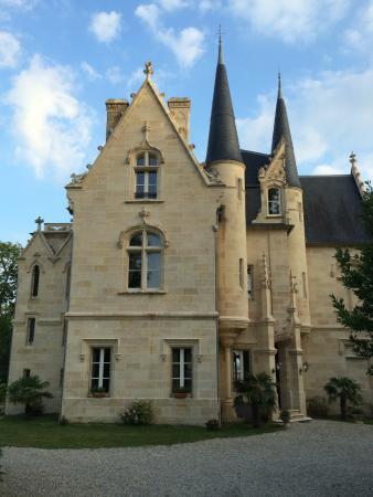 Bordeaux Chateau B&B: Our B&B in Blaye