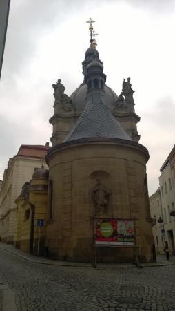 The Chapel of St. John Sarkander : 1