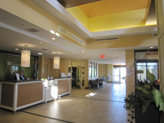 Delightful Hilton Garden Inn Watertown/Thousand Islands: Lu0027accueil. Design