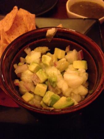 Tita's: Cod Ceviche