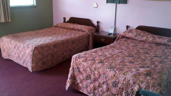 Rich Creek, Virginie : Double Beds