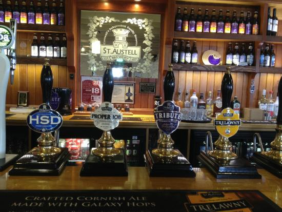 St Austell Brewery Tour Review
