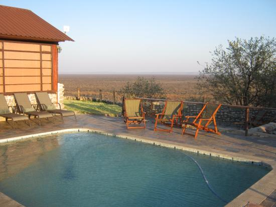 Aloegrove Safari Lodge: La piscina