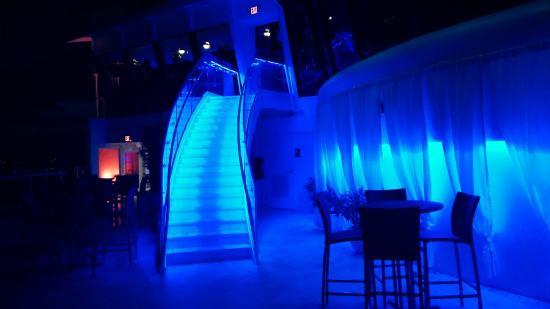 Level 11 Lounge At Night