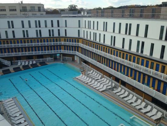Piscine 4 photo de hotel molitor paris mgallery for Molitor piscine prix