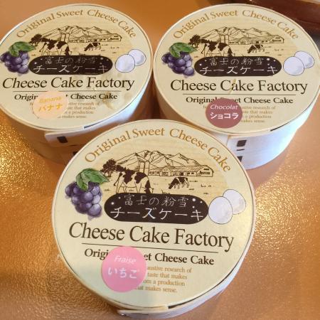 Machi Cheese Cake