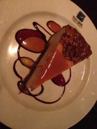 Fairfax, Βιρτζίνια: Cheesecake at Texas de Brazil