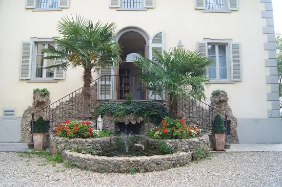 Hotel Villa Ducci: L'entrée de la villa