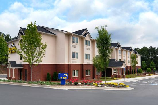 Microtel Inn & Suites by Wyndham Woodstock/Atlanta North : Microtel