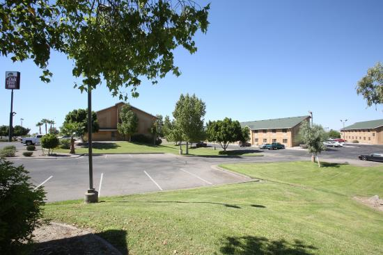 Oak Tree Inn - Yuma: Spacious area to picnic