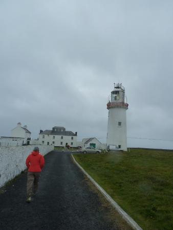 The Strand Seafood Bistro and Guesthouse: LOOP HEAD LIGHT HOUSE