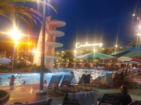 Universal's Cabana Bay Beach Resort: Piscina