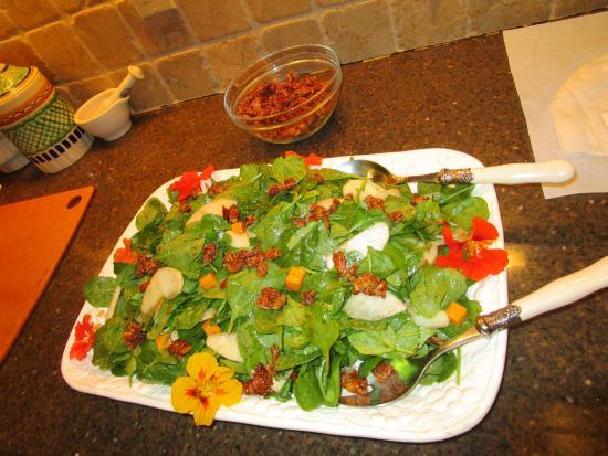 Savory Spoon Cooking School: Salad