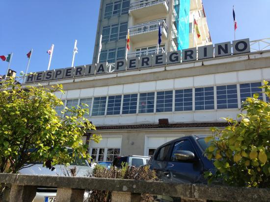 Hotel Hesperia Peregrino Santiago De Compostela