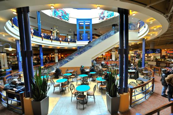 Galeries De Hull Food Court