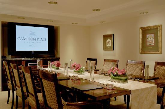 Taj Campton Place: Boardroom