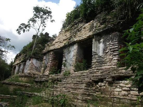 Ocosingo, Messico: Acropolis Norte