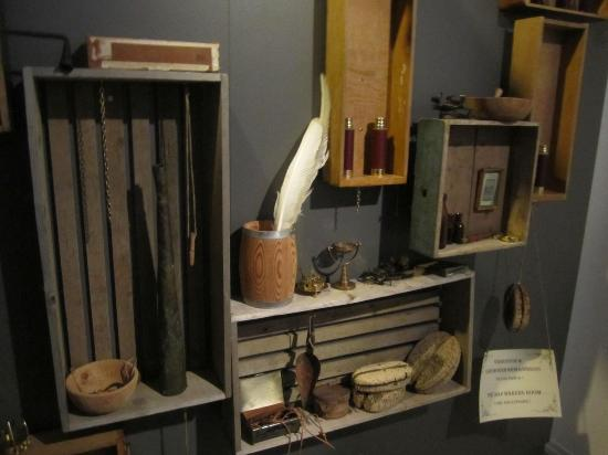 Akureyri Museum : IJslandse landkaarten