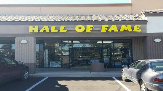 Hall of Fame Collectables