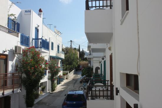 Alpha Studios: Вид с балкона