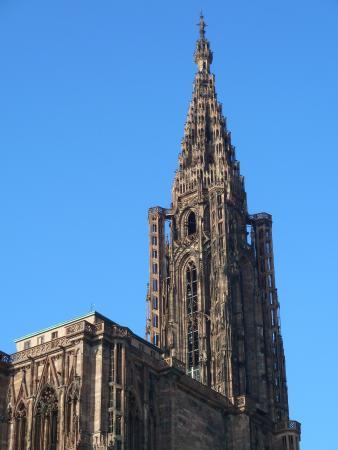 Catedral de Notre Dame de Estrasburgo: cathedrale de strasbourg