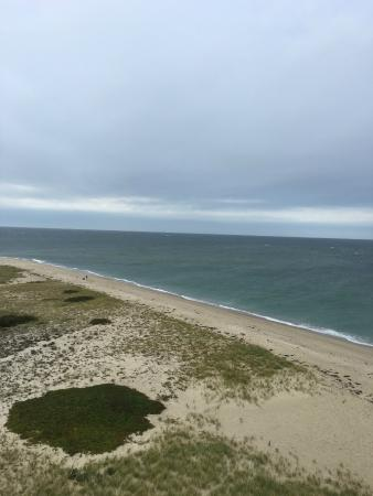 View From Great Point Light