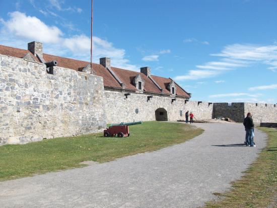 Ticonderoga (NY) United States  city photos : Famous visitors Foto di Fort Ticonderoga, Ticonderoga TripAdvisor