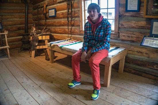 Fort Macleod, Canada: Ein Raum