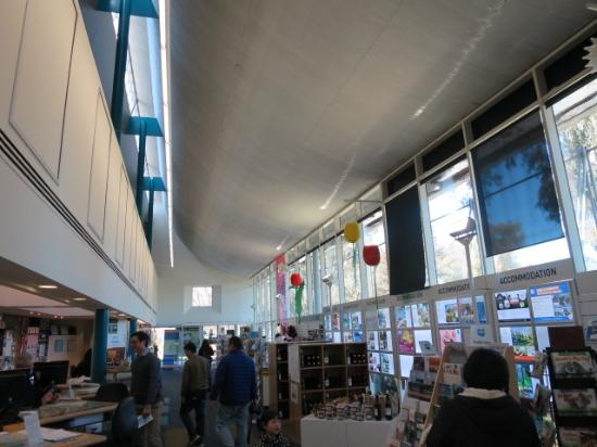 Canberra and Region Visitors Centre: 中