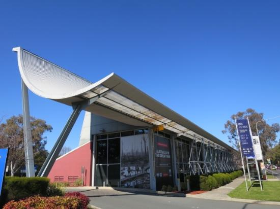 Canberra and Region Visitors Centre: 外
