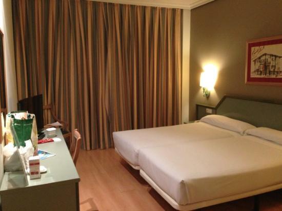 Habitación Urdanibia Park Hotel
