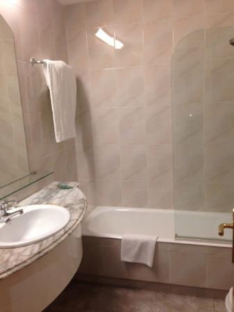 Urdanibia Park Hotel: Baño