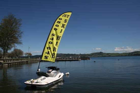 Taupo Jet Ski Hire